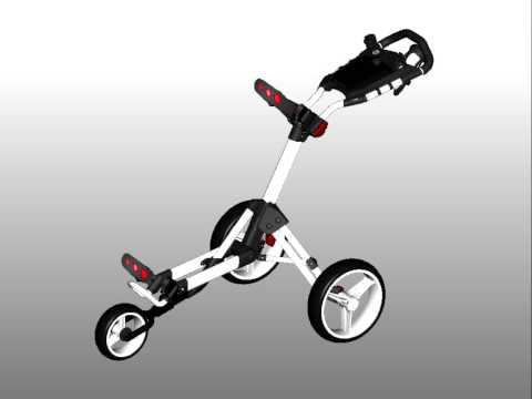 Video Demonstration of Big Max Smart Push Trolley