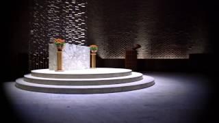 Eero Saarinens Design Of The MIT Chapel