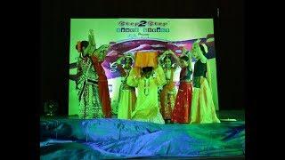 Radha Krishna Dance Performance | वो किसना है | राधा कैसे न जले | मैय्या यशोदा | Girls Dance Video