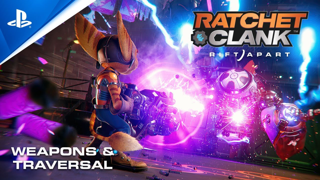 Welcome to Zurkon Jr.'s Almost Launch Party for Ratchet & Clank: Rift Apart