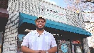 Entrepreneur – Harry Quiñones