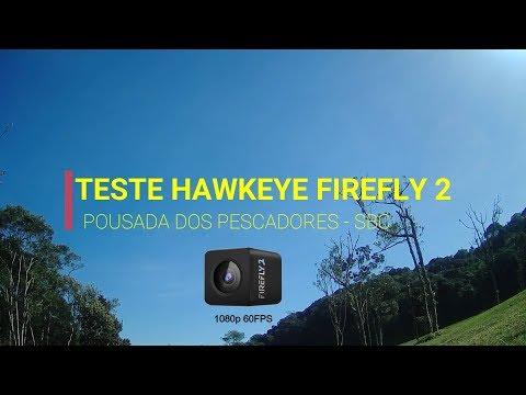 Teste da Hawkeye Firefly 2