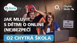 Jak mluvit s dětmi o online (ne)bezpečí
