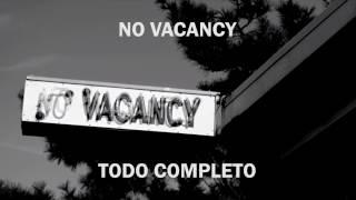 OneRepublic   No Vacancy (Lyrics Español   Inglés) Acoustic