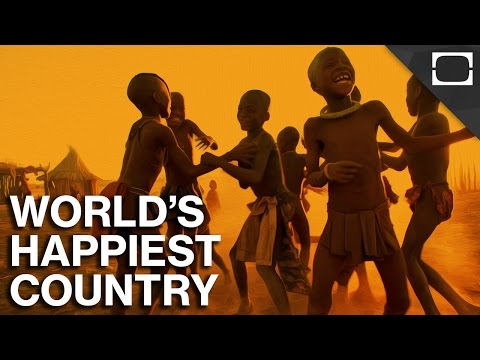 What's the Happiest Country?