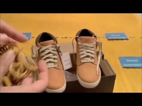 Maxi Sport unboxing haul - Scarpe Timberland Glastenbury chukka collar donna / boots shoes