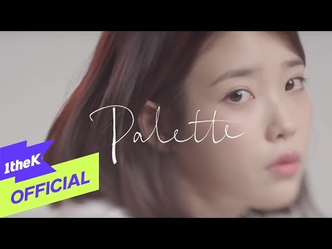 IU, G-DRAGON - Palette