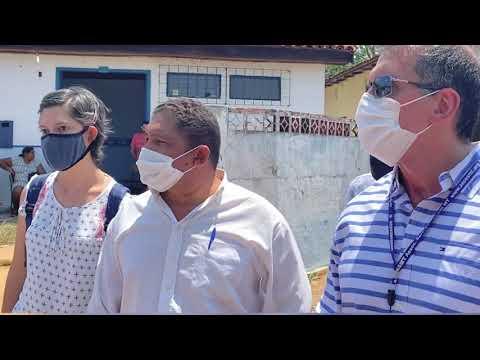 Botelho visita Livramento e anuncia recursos para reforma da sede da APAE no município