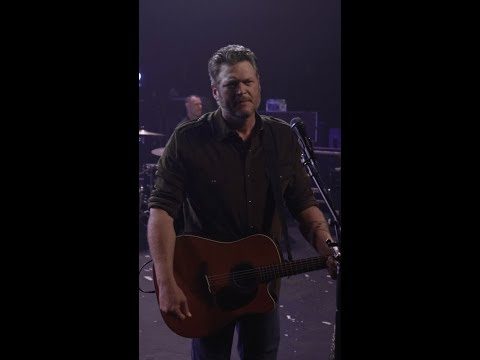 Blake Shelton - God's Country (Vertical Video)