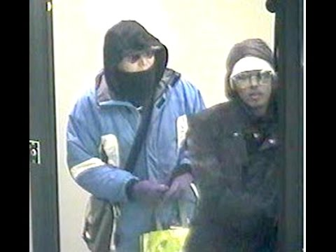 Toronto Bank Robbery Suspects To ID Info Call Police 416-808-2222