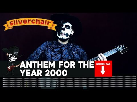 silverchair anthem for the year 2000 guitar cover by masu