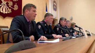В региональном управлении МВД состоялся брифинг, посвященный деятельности новых подразделений областной полиции