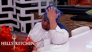 Gabriel Refuses To Be Nominated   Hell's Kitchen