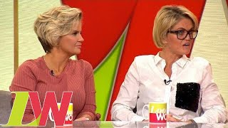 Danniella Westbrook Gives an Update on How Kerry Katona is Helping Her | Loose Women