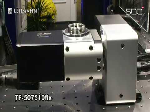 ЧПУ поворотный стол LEHMANN TF-507510.LL fix