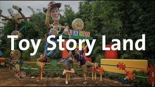 Ya abrió Toy Story Land!!! | Alan por el mundo
