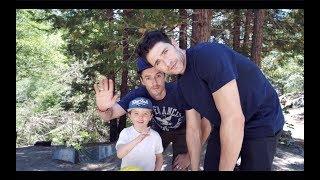 DADS | MATT AND BLUE