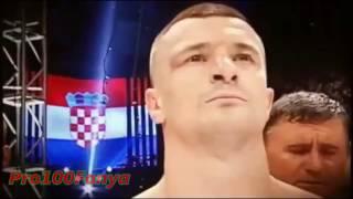 Лучшие нокауты в ММА с Мирко Крокоп ,Уложил с удара