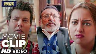 Hari Batti Kab Jalti Hai?   Khandaani Shafakhana   Movie Clip   Sonakshi Sinha,Badshah, Varun Sharma
