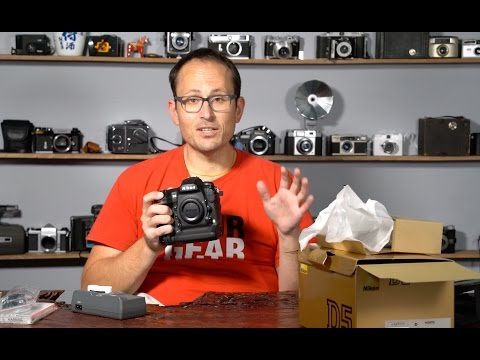 Why I bought the Nikon D5 (& UNBOXING & RAW files)
