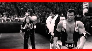 WWE 2K14 Entrances & Finishers Videos: Kevin Nash (NWO) & Scott Hall (NWO)