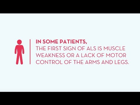 Video Signs and Symptoms of ALS