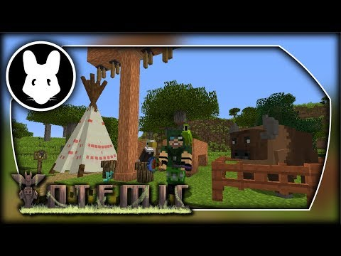 Totemic! Bit-by-Bit for Minecraft by Mischief of Mice!
