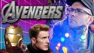 Why Doesn't James Like the Avengers Movies? (No Endgame Spoilers) - Rental Reviews