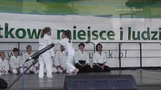 preview picture of video 'Pokaz aikido slupsk'