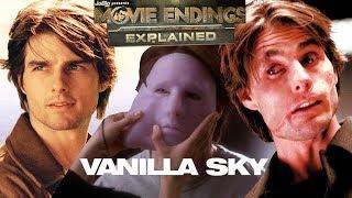 VANILLA SKY   Movie Endings Explained (2001) Tom Cruise, Cameron Crowe Fantasy Film
