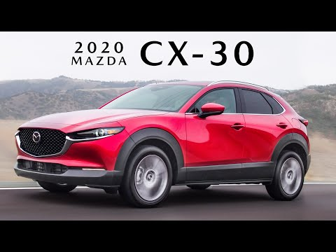 External Review Video d9WbYYtBYy0 for Mazda CX-30 Crossover