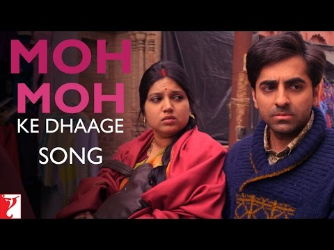 Moh Moh Ke Dhaage - Male Version
