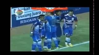 Review TSC 2016 Persib Vs Persiba   Moment Kemenangan Telak Persib