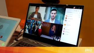 Pexip demonstruje integrację terminali wideokonferencyjnych z Microsoft Teams