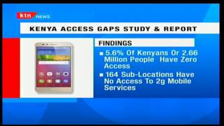 Kenya communications authority access gaps study and report