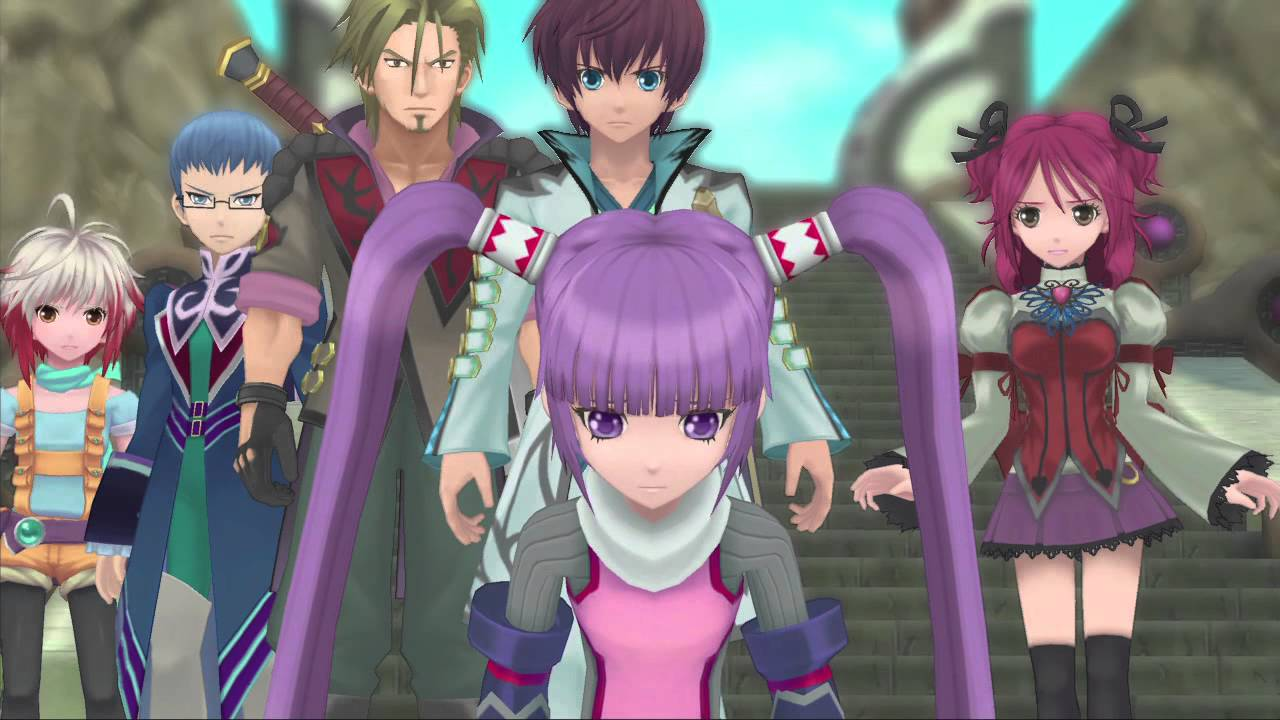 JRPG Tales of Graces f Debuts Tomorrow, New Trailer Here