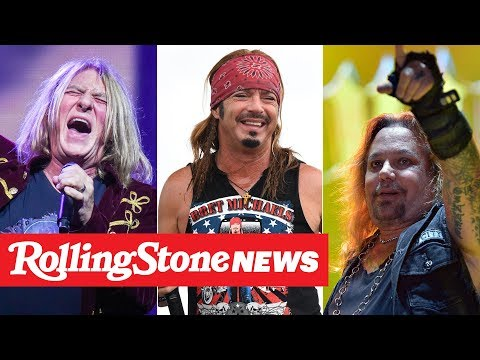 Mötley Crüe, Def Leppard, Poison Set 2020 Stadium Tour | RS News 11/19/19