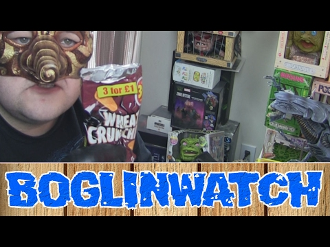 New Boglin Announced, Trickster Unboxing, Wheat Crunchie Mistakes (Boglinwatch 2017)