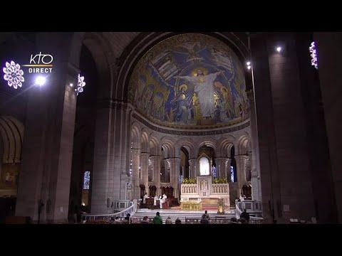 Prière du Milieu du jour du 23 janvier 2021 des Bénédictines du Sacré-Coeur de Montmartre