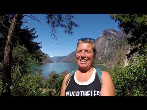 Seton Lake in Lillooet, British Columbia Hike!