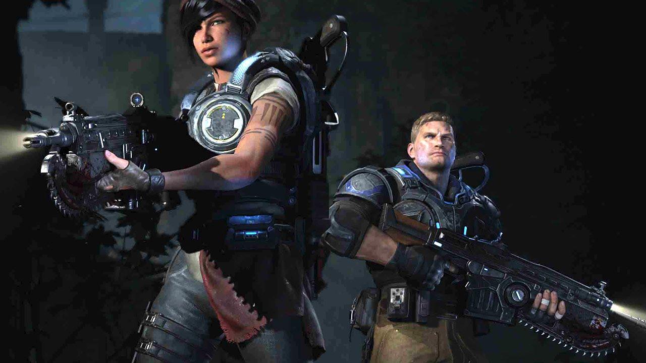 GEARS OF WAR 4 Gameplay Trailer (E3 2015) #VideoJuegos #Consolas