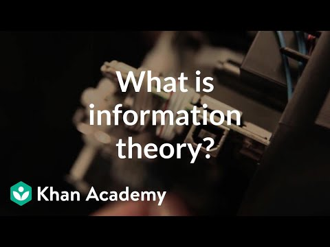 A thumbnail for: Journey into information theory