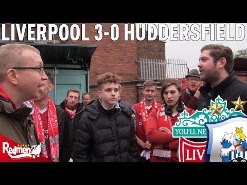 Liverpool v Huddersfield 3-0   #LFC Free For All Fan Cam