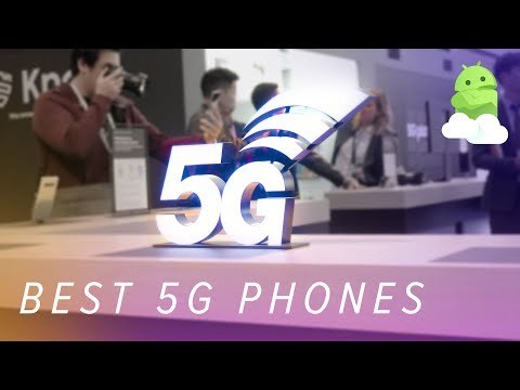 Best 5G Android Phones - July 2019