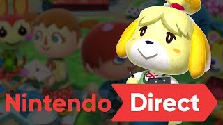 New Animal Crossing and Smash Character Revealed! - Kinda Funny Nintendo Direct Live Reactions