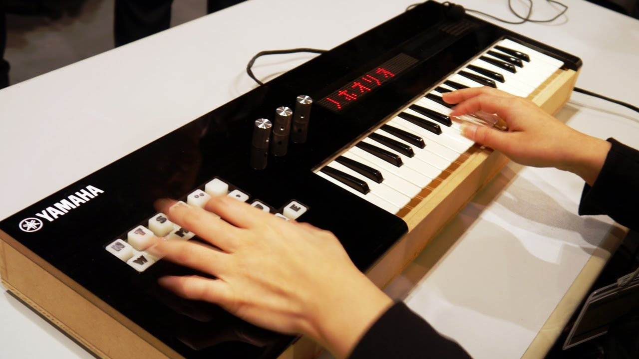 Yamaha, Why Do We Need A Singing Keyboard?