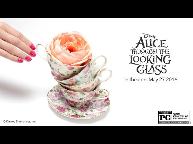 O.P.I. Through the Looking Glass