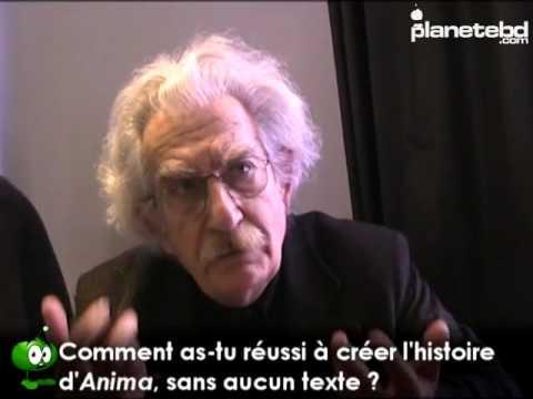 Vidéo de Paolo Eleuteri Serpieri
