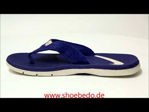 Nike Zehentrenner Celso Solarsoft Old School Deep Royal Dp Ryl Bl-Brch