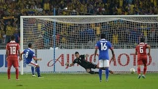 Malaysia vs Thailand 3-2 AFF Suzuki Cup 2014 HD - Final (2st Leg)
